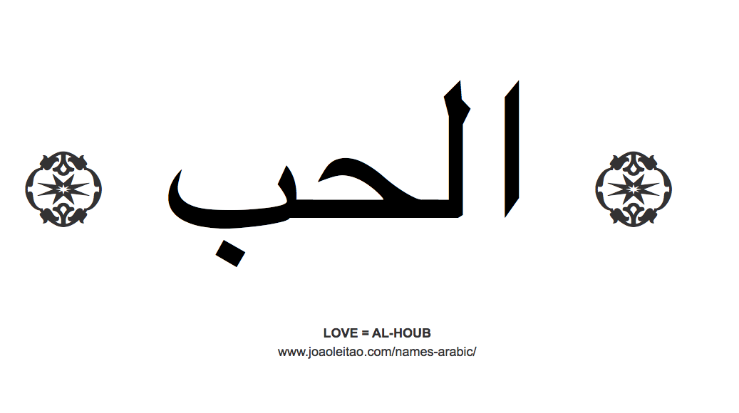 Beautiful words in Arabic | Books Worth Reading | Love in