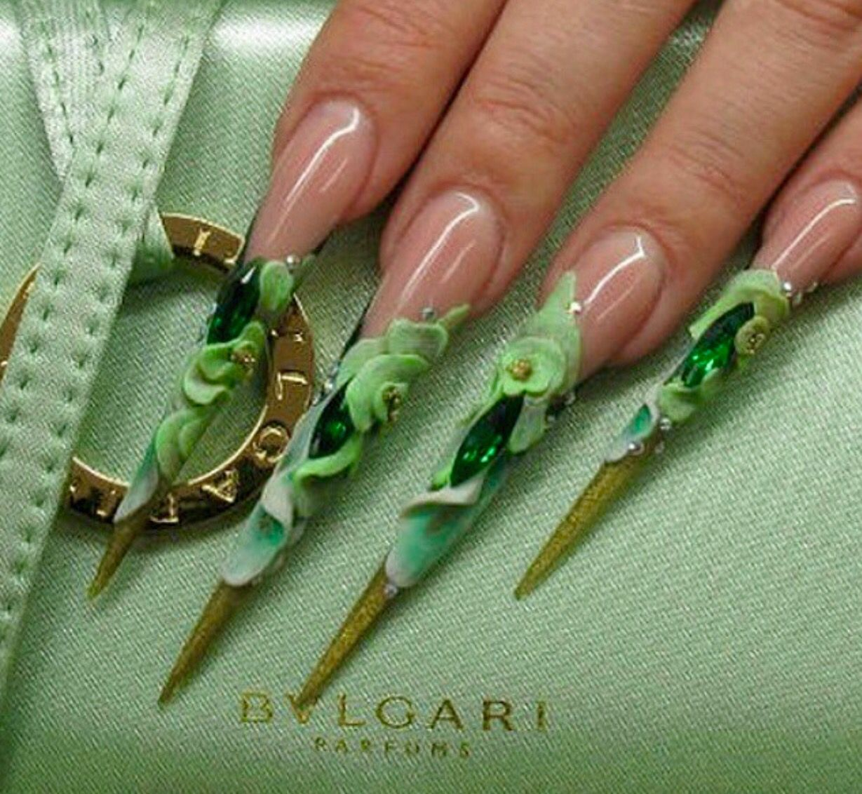 Pin by janette mg on decoracion de uñas pinterest gorgeous nails
