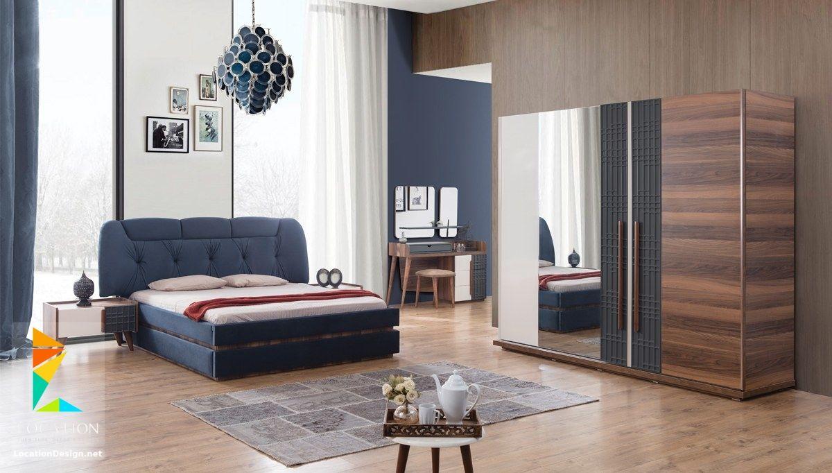 احدث تصاميم غرف نوم مودرن جرار 2019 2020 Furniture Modern Bed Room
