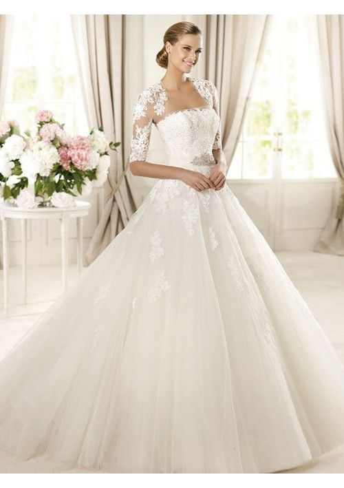 17 Best images about BRIDAL DRESSES on Pinterest   Plus size ...