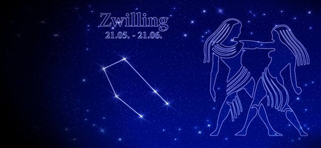 Horoskop zwilling mann single