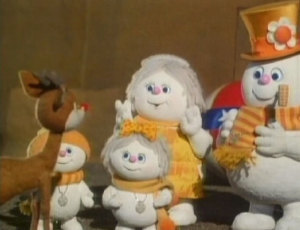 Rudolph And Frostys Christmas In July Dvd.Frosty And His Snow Family And Rudolph Frosty The Snowmen