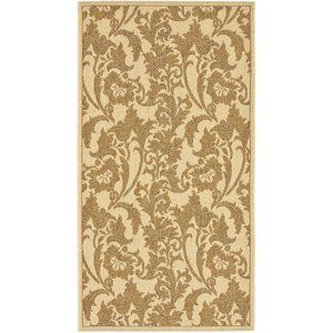 Safavieh Courtyard Anthony Abstract Floral Indoor Outdoor Area Rug Walmart Com Area Rugs Indoor Outdoor Area Rugs Outdoor Area Rugs