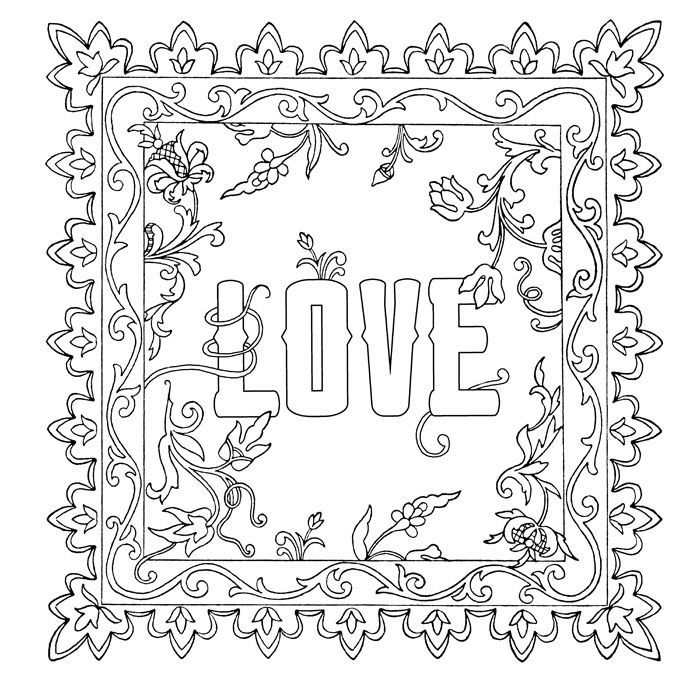 Image result for inspirational word coloring pages | Coloring ...