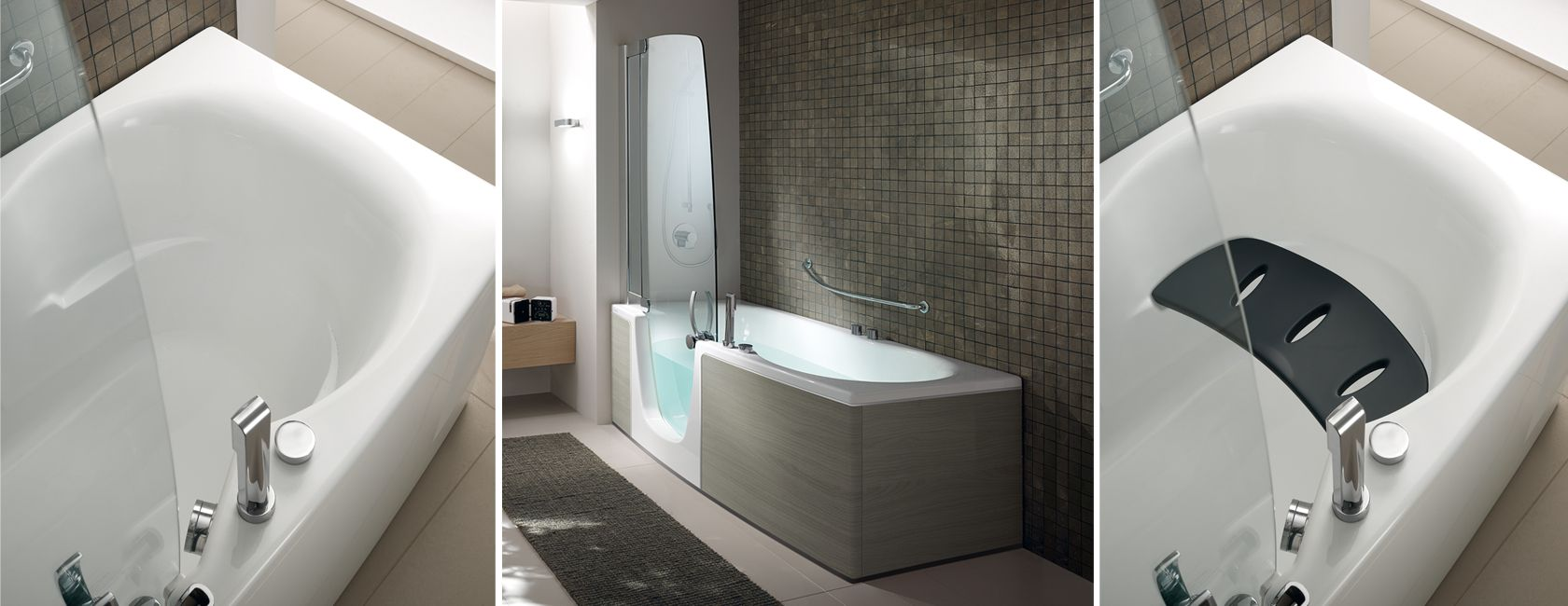 382 Combi Units Teuco With Images Walk In Tub Shower
