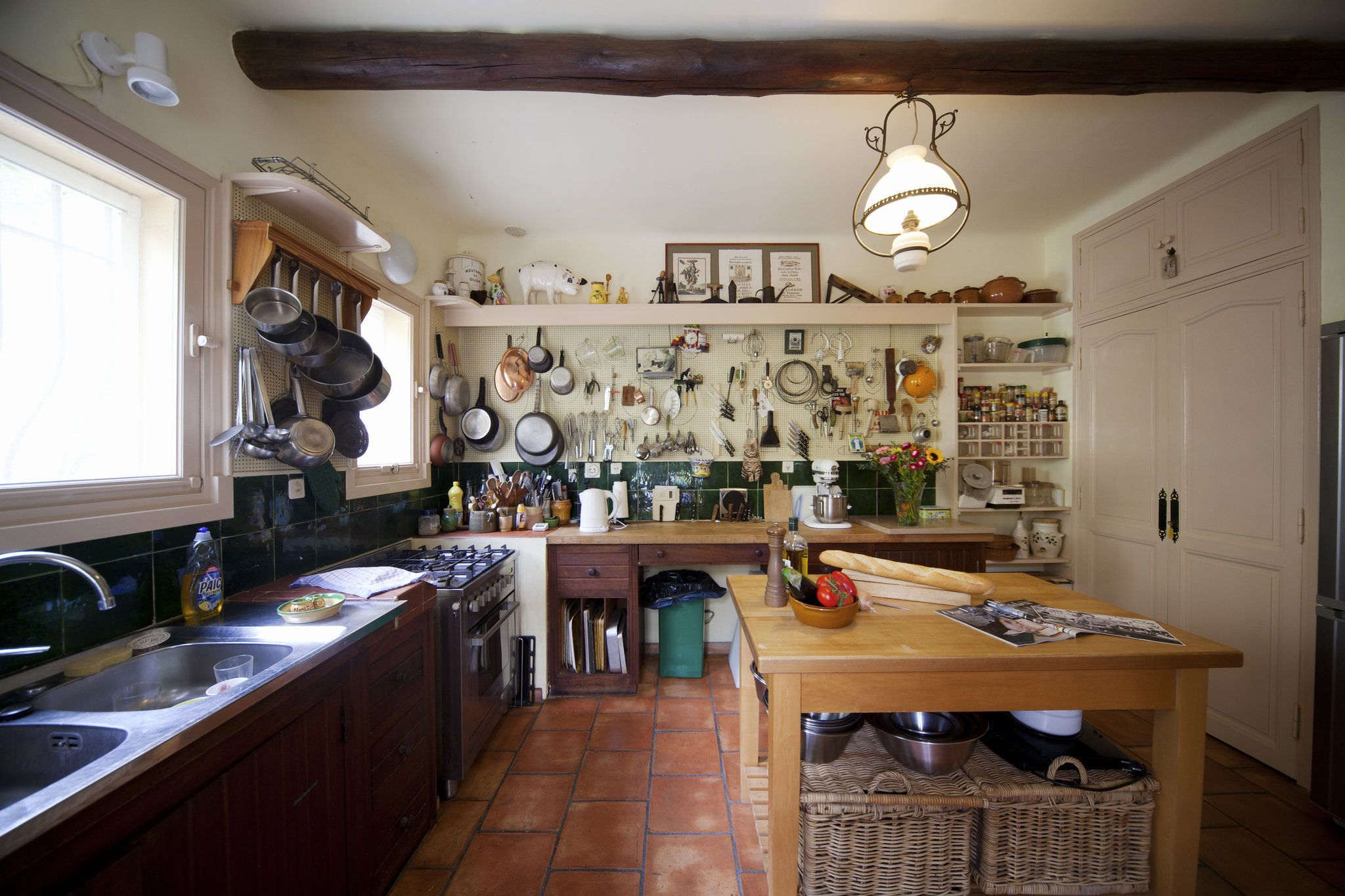 the house that julia built | french cottage, provence and la cornue