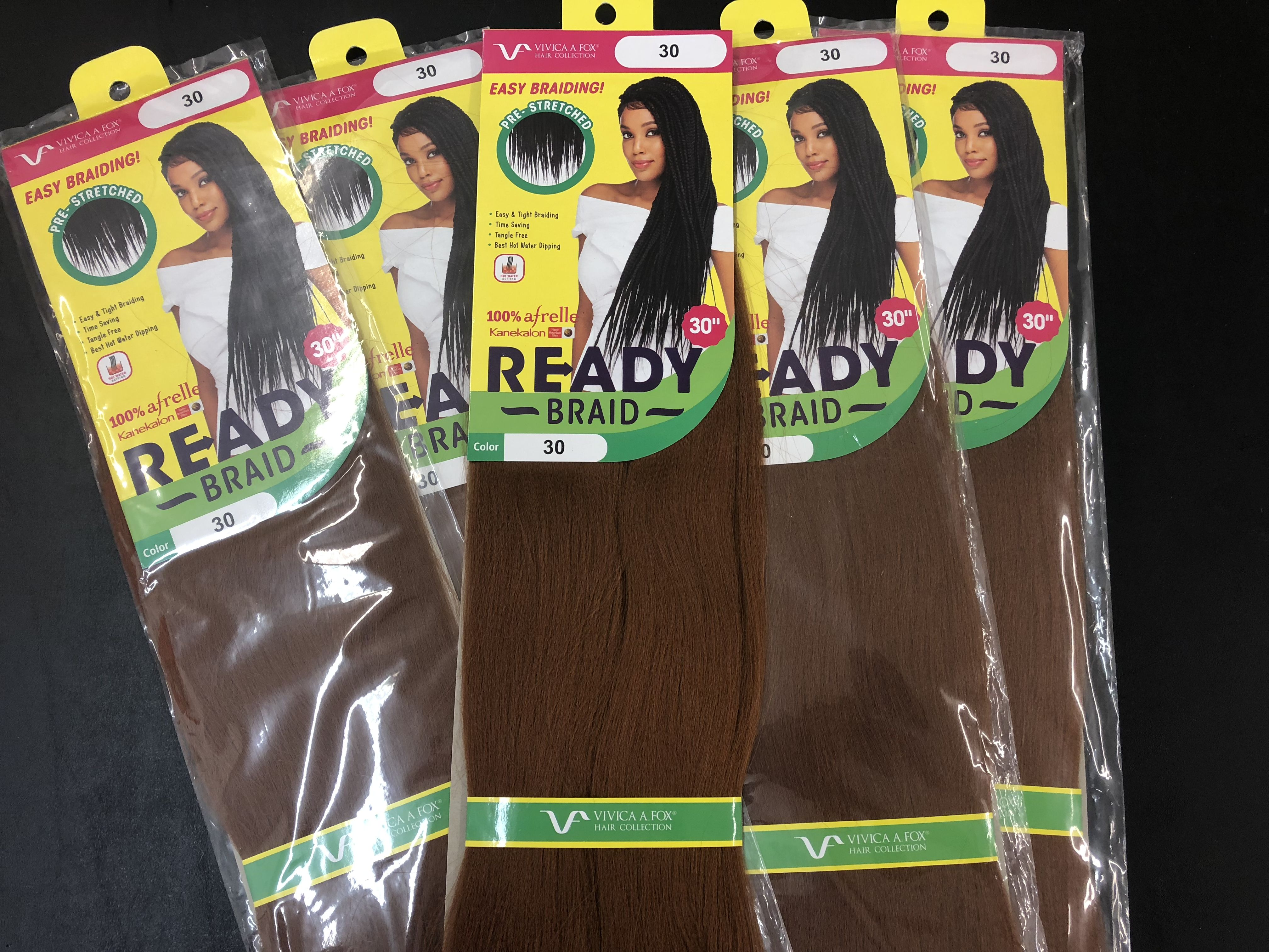 Outre Synthetic Braiding Hair Braid Babe Pre Stretched Braid 54
