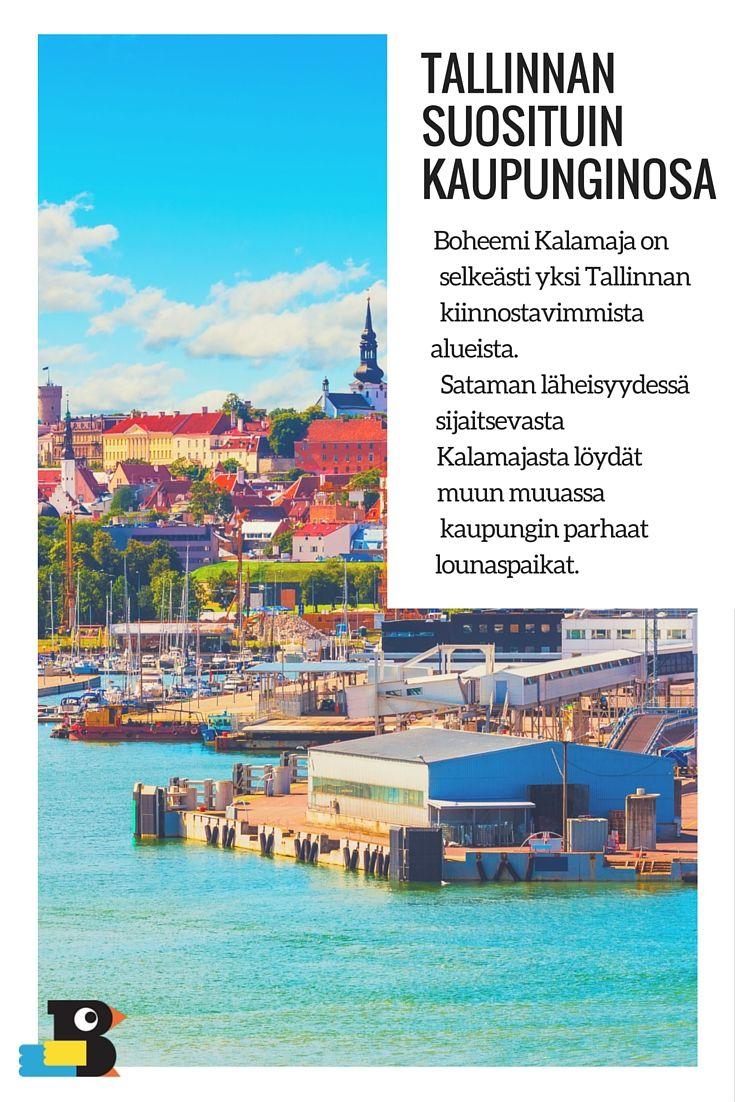 Tallinnan keskusta-alue on varmasti tuttu paikka jo monelle - siksi kannattaakin suunnata Kalamajaan, jota myös paikalliset arvostavat. Lue nyt TravelBirdin blogista mikä on näkemisen arvoista Kalamajassa. #Tallinna #Kalamaja #Eesti #boheemi #lähimatkailu #matkustelu #TravelBird