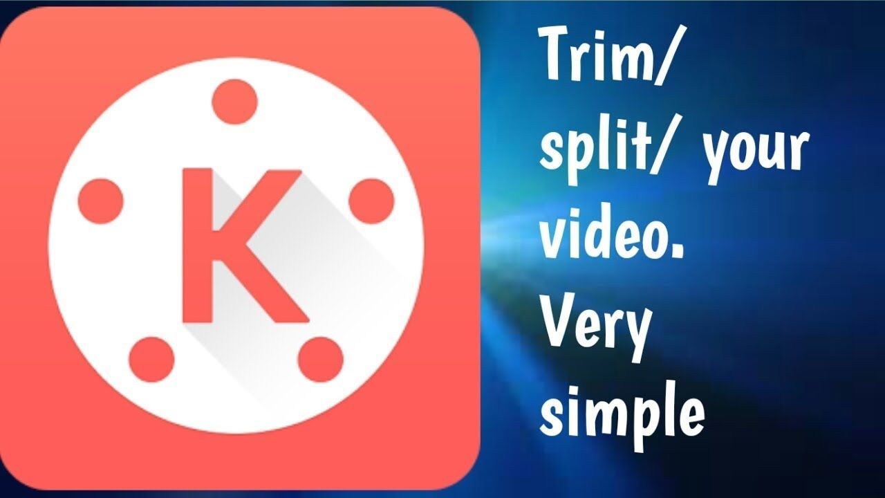 Trim Your Video With Kinemaster On Your Android Phone Video You Videos Android Phone
