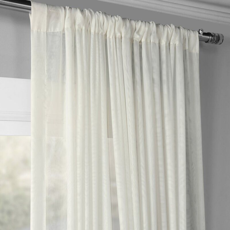Pin On Sheer Curtain Panels