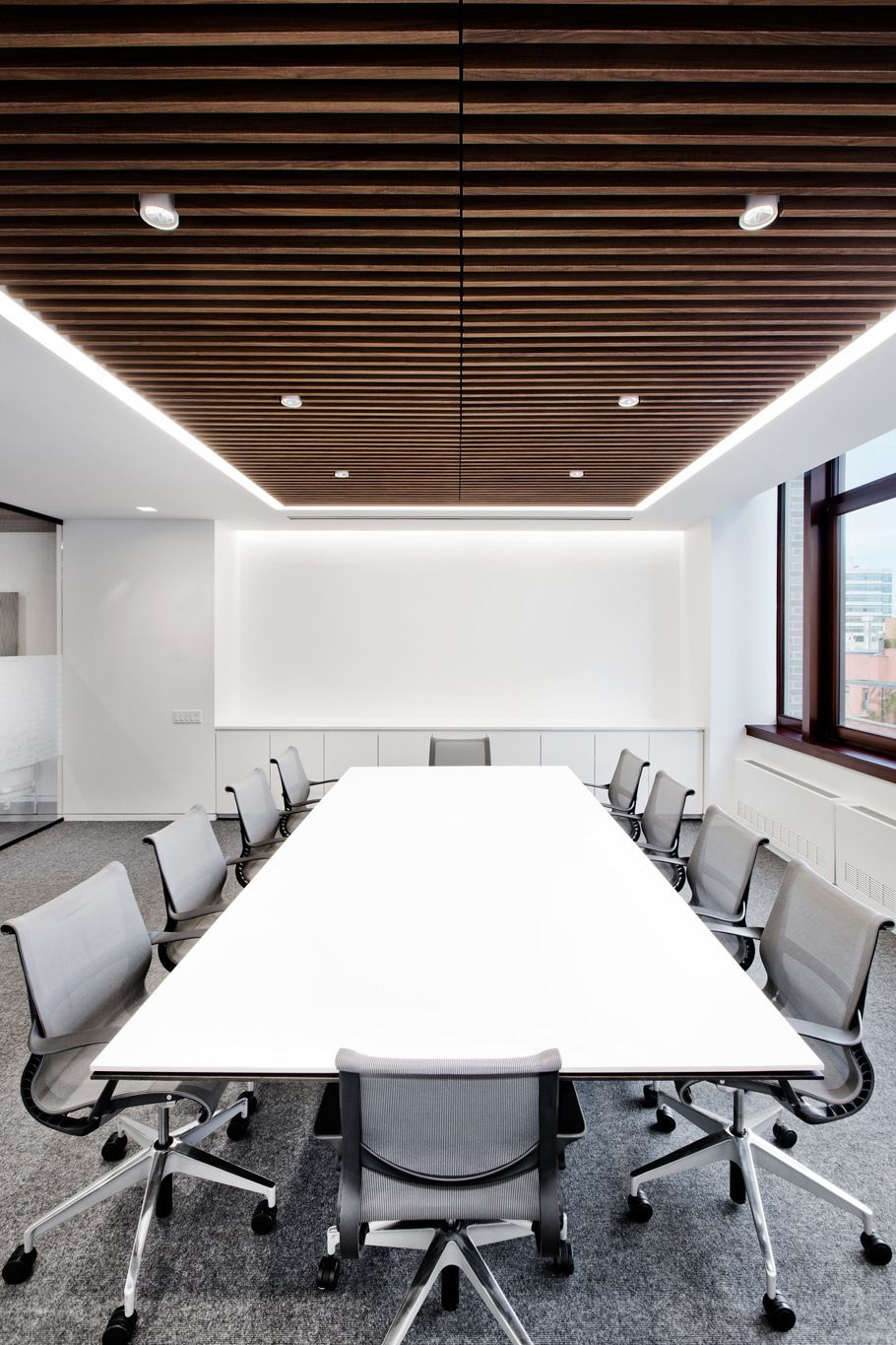 Office tour hap capital offices new york city for Interior design office new york