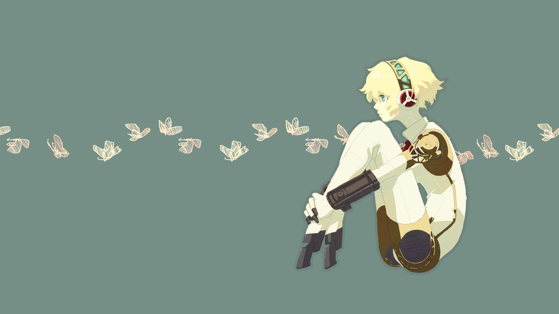 Mecha Girl wallpaper   Persona 3 aigis, Persona, Shin ...