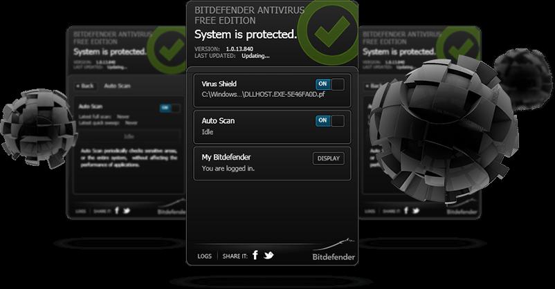 Bitdefender Antivirus Free Edition Arduino, Programação