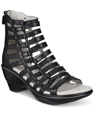 612de7dec6 Jambu Women's Brookline Wedge Sandals - Sandals - Shoes - Macy's ...