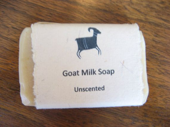 Handmade Goat Milk Soap - unscented