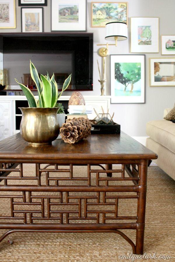 Accessorizing Our Living Room For Fall Emily A Clark Decor Fall Home Decor Home Decor