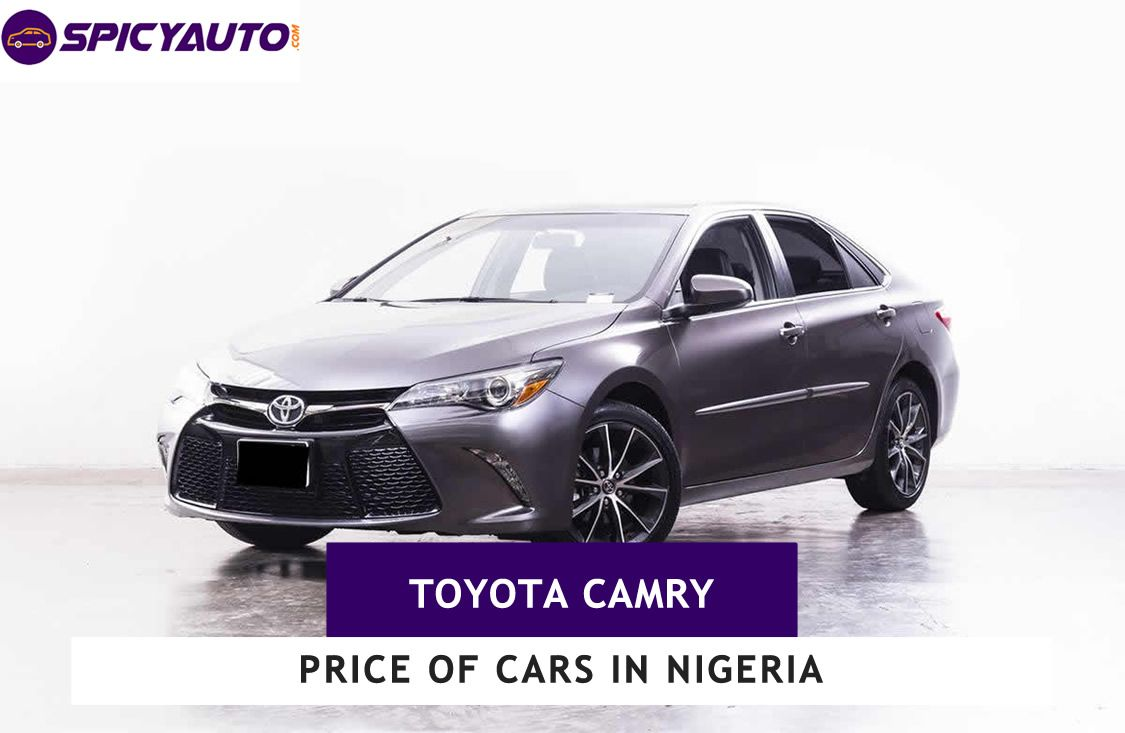 Price Of Toyota Camry Cars For Sale In Nigeria Update 2019 Camry Toyota Camry Toyota