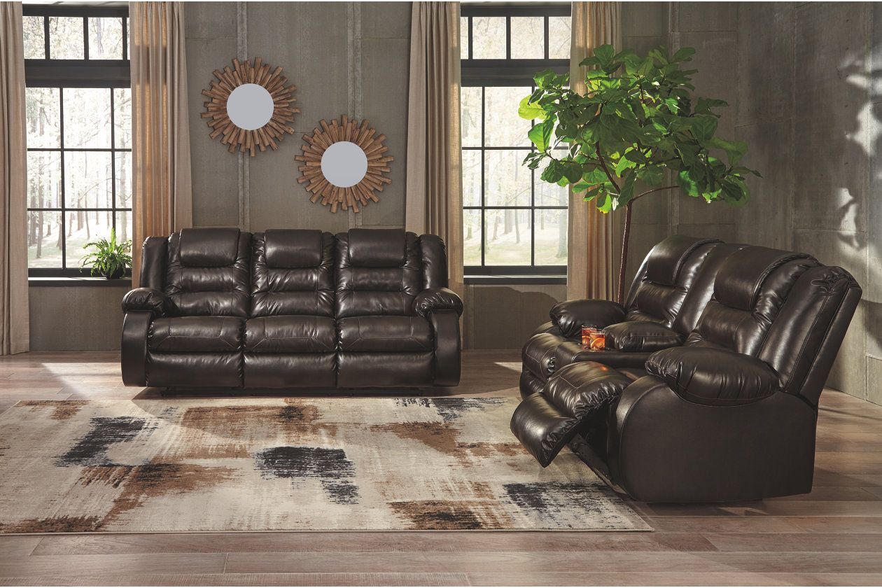 Vacherie Reclining Loveseat With Console Reclining Sectional Reclining Sofa Sectional Sofa With Recliner
