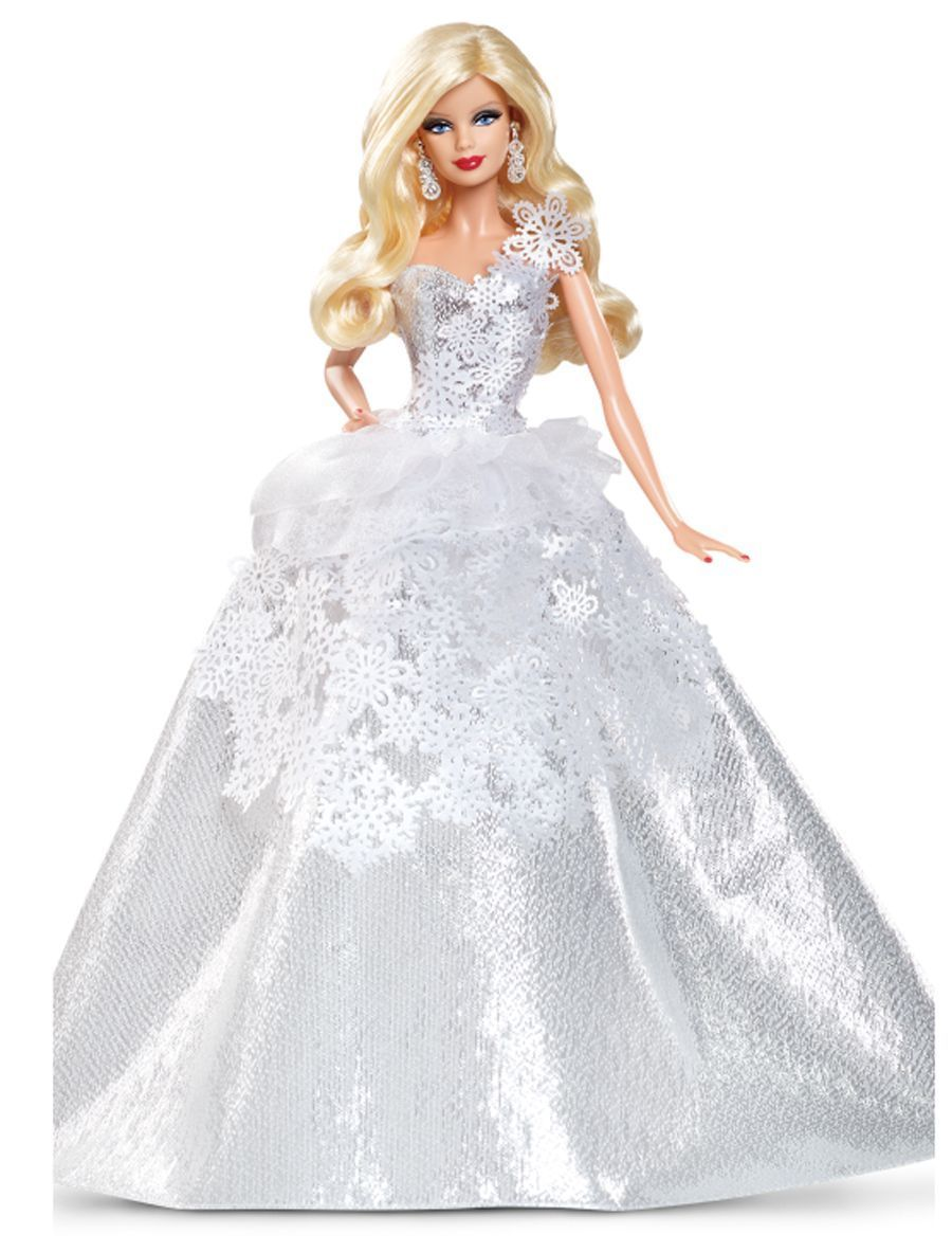 Barbie Collector 2013 Holiday Doll NEW 746775170462 | eBay
