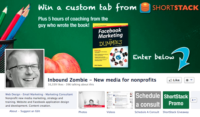 How to Create a Facebook page that doesn't suck