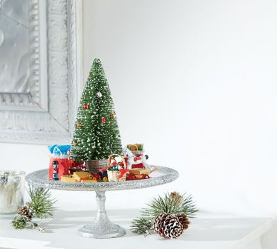 Miniature Christmas Tree Scene Noel Pinterest Miniature