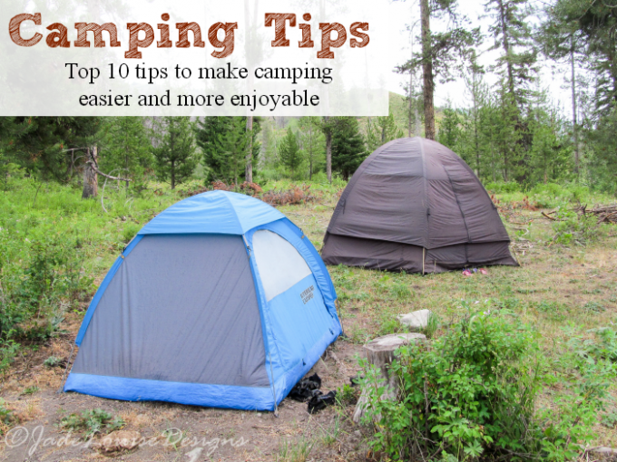 Photo of Top 10 Glamping tips to make camping easier and more enjoyable