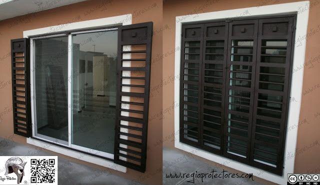 12 Corredizas moderno ventanas de herreria