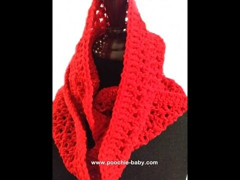 Catalina Infinity Scarf - Free Crochet Pattern - Бързо и Лесно Last ...