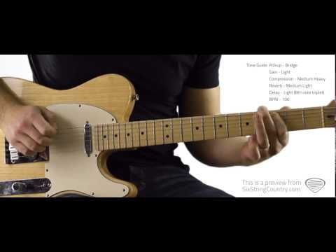 Mama Tried - Merle Haggard - Guitar Lesson and Tutorial - YouTube ...