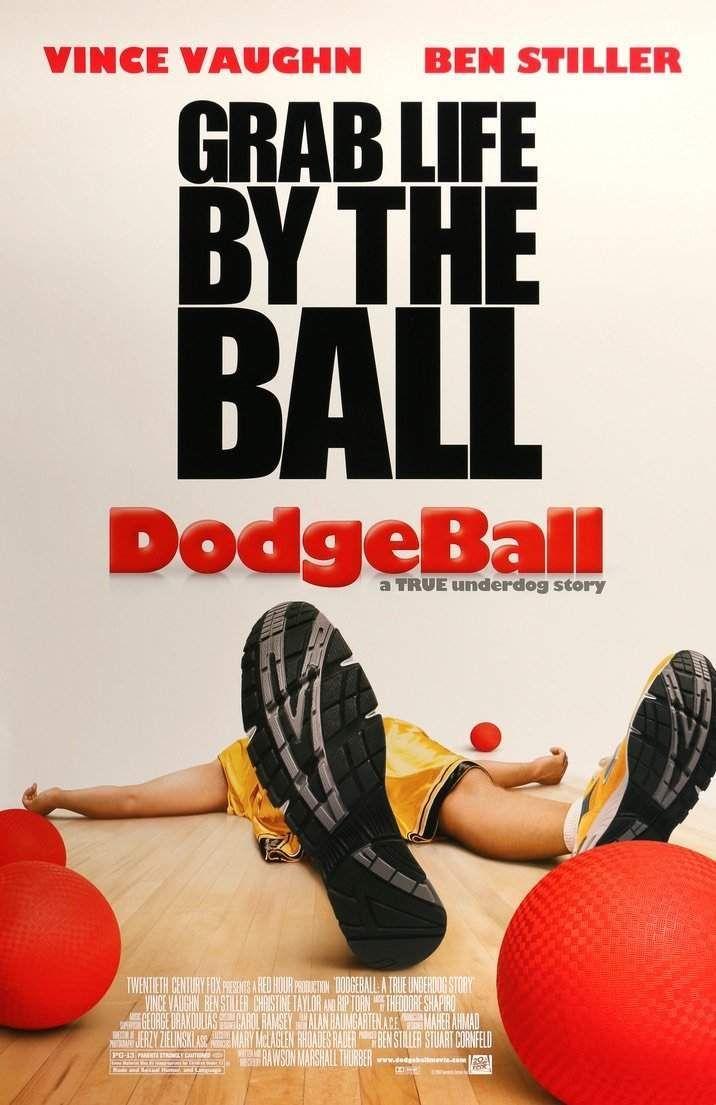 Dodgeball A True Underdog Story 2004 Vince Vaughn Streaming