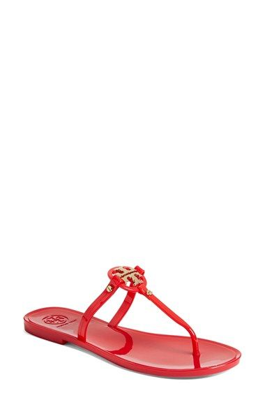 e8462f783330 Tory Burch Tory Burch  Mini Miller  Jelly Flip Flop (Women) available at