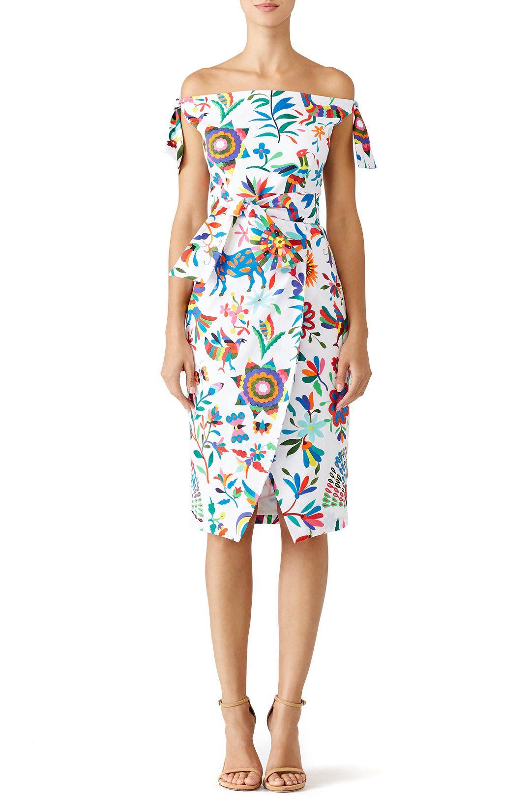 rent printed ellen dressmilly for $70 - $85 only at r… | dresses