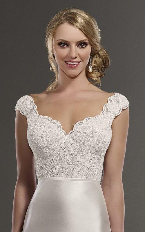 Bryn bodysuit martina liana the bryn lace bodysuit fr for Wedding dress bodysuit and skirt