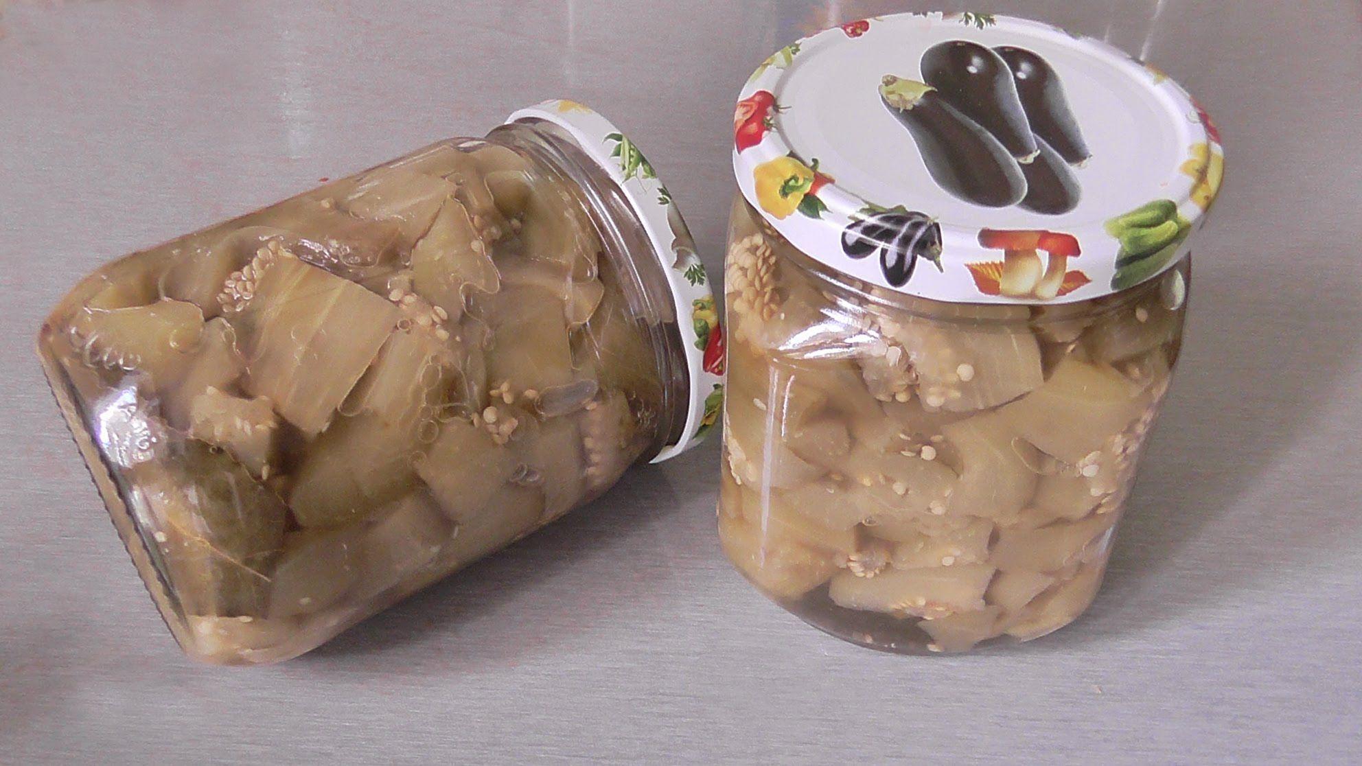 очень вкусные баклажаны на зиму рецепты с фото
