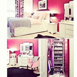Bedrooms @teenager_rooms Instagram profile - Pikore