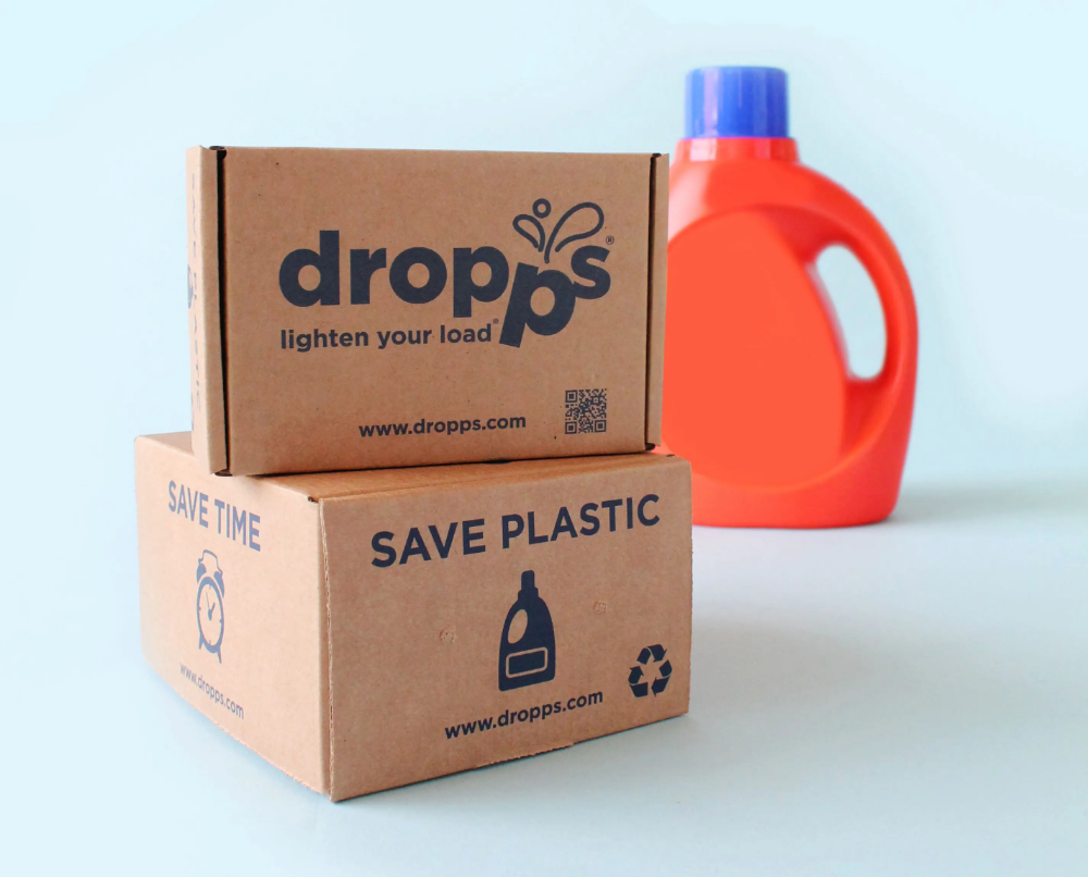 Meet Dropps Safe And Organic Cleaning Products Laundry Pods