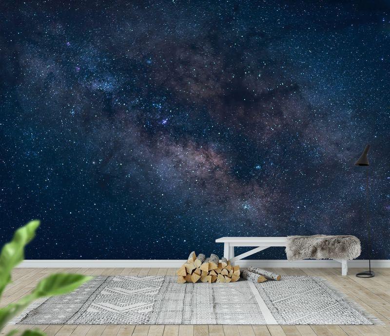 Vintergatan 2 Tapet