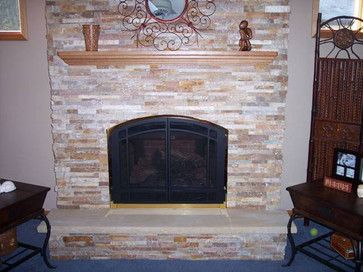 Modern Fireplace - modern - fireplaces - chicago - Northwest Metalcraft