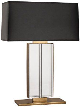 Black U0026 Brass Table Lamp   Google Search