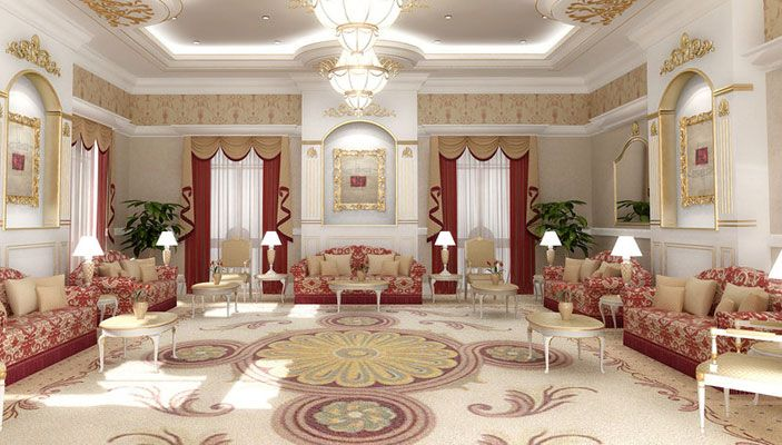 Arab Al majlis Middle eastern design Pinterest Sitting rooms