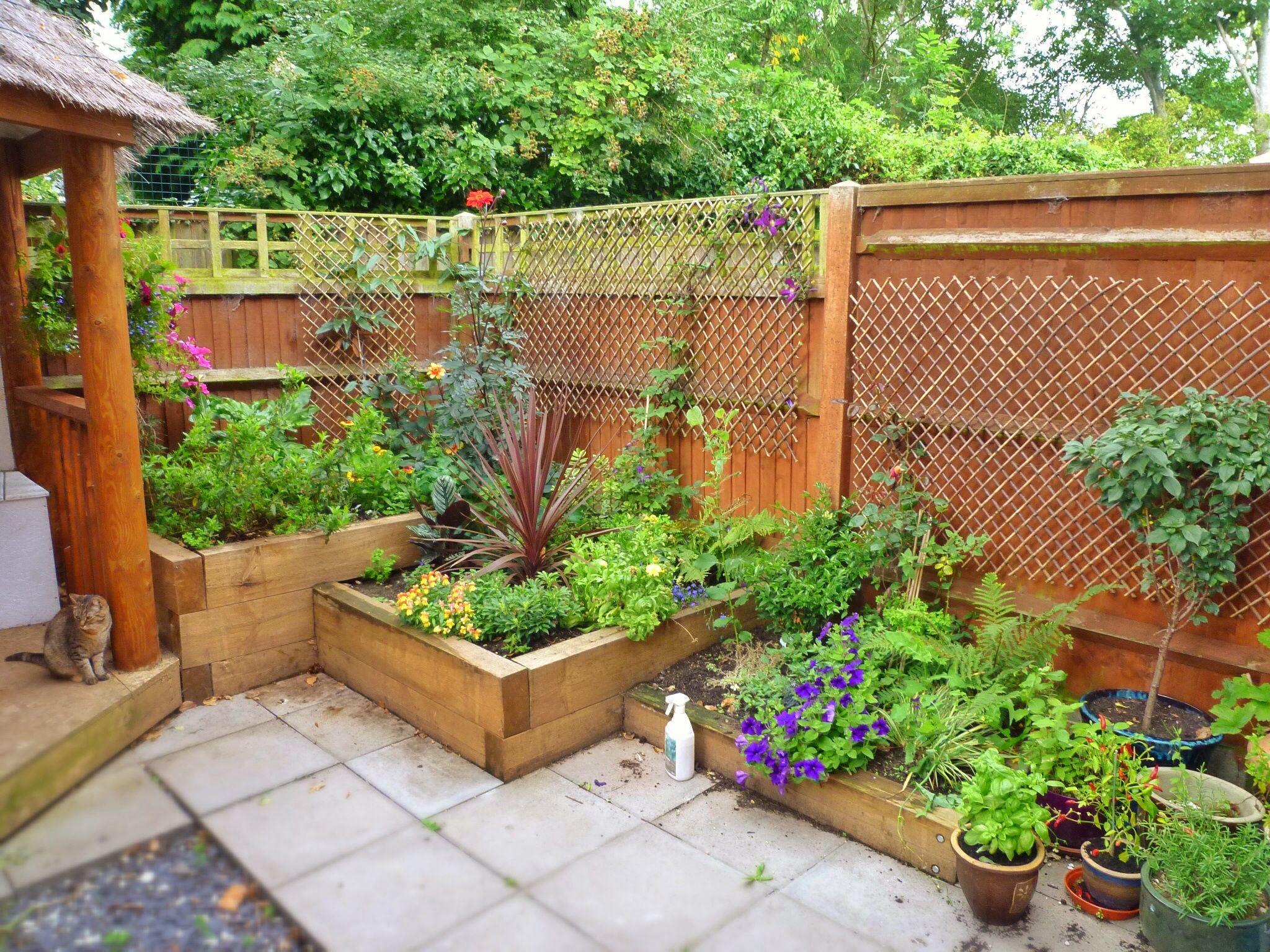 raised flower bed designs - Google Search   Raised flower beds
