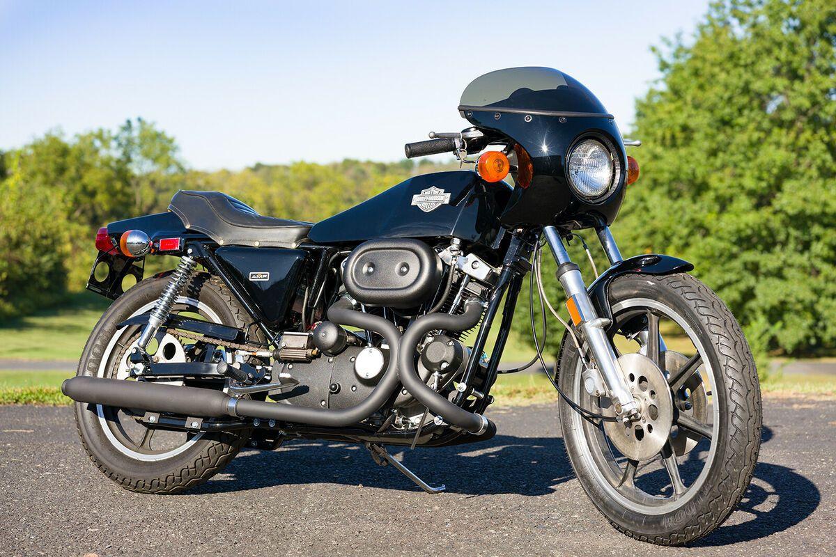 1977 HarleyDavidson Sportster XLCR Classics Motorcycle