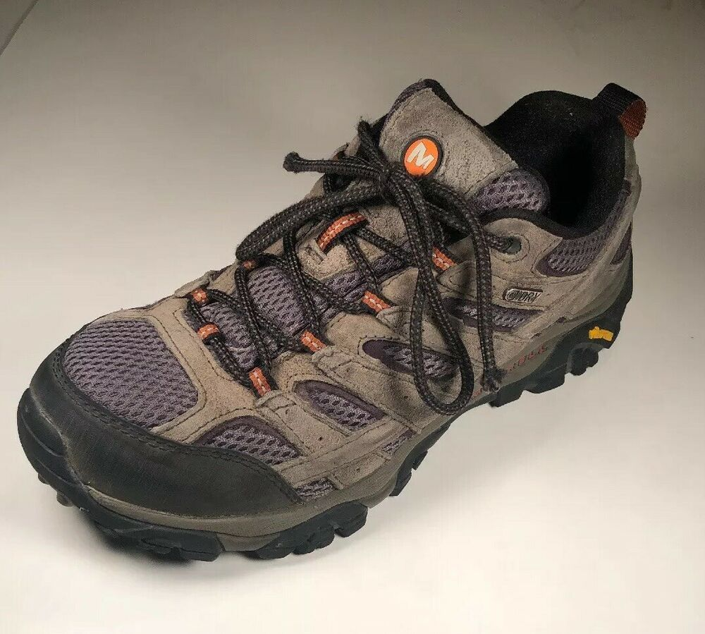 hot-selling clearance amazing selection limpid in sight Merrell Mens Beluga Gray Select Dry Waterproof Hiking Shoe ...