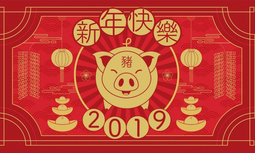 Pin by Dana Beatty on Year of the pig Chinese new year