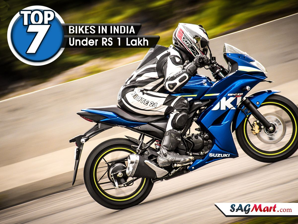 Top Motorcycles Under Inr 1 Lakh 2019 Suzuki Bikes Motorcycle