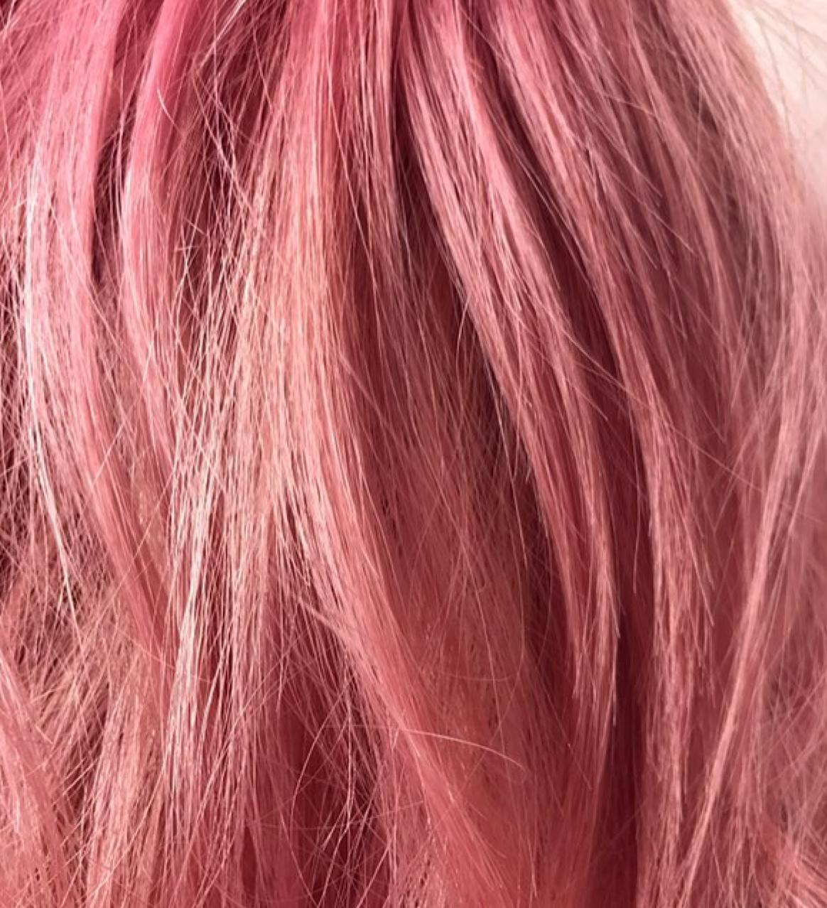 Pink Champagne ist die neue Trendhaarfarbe | Pink, Champagner und ...
