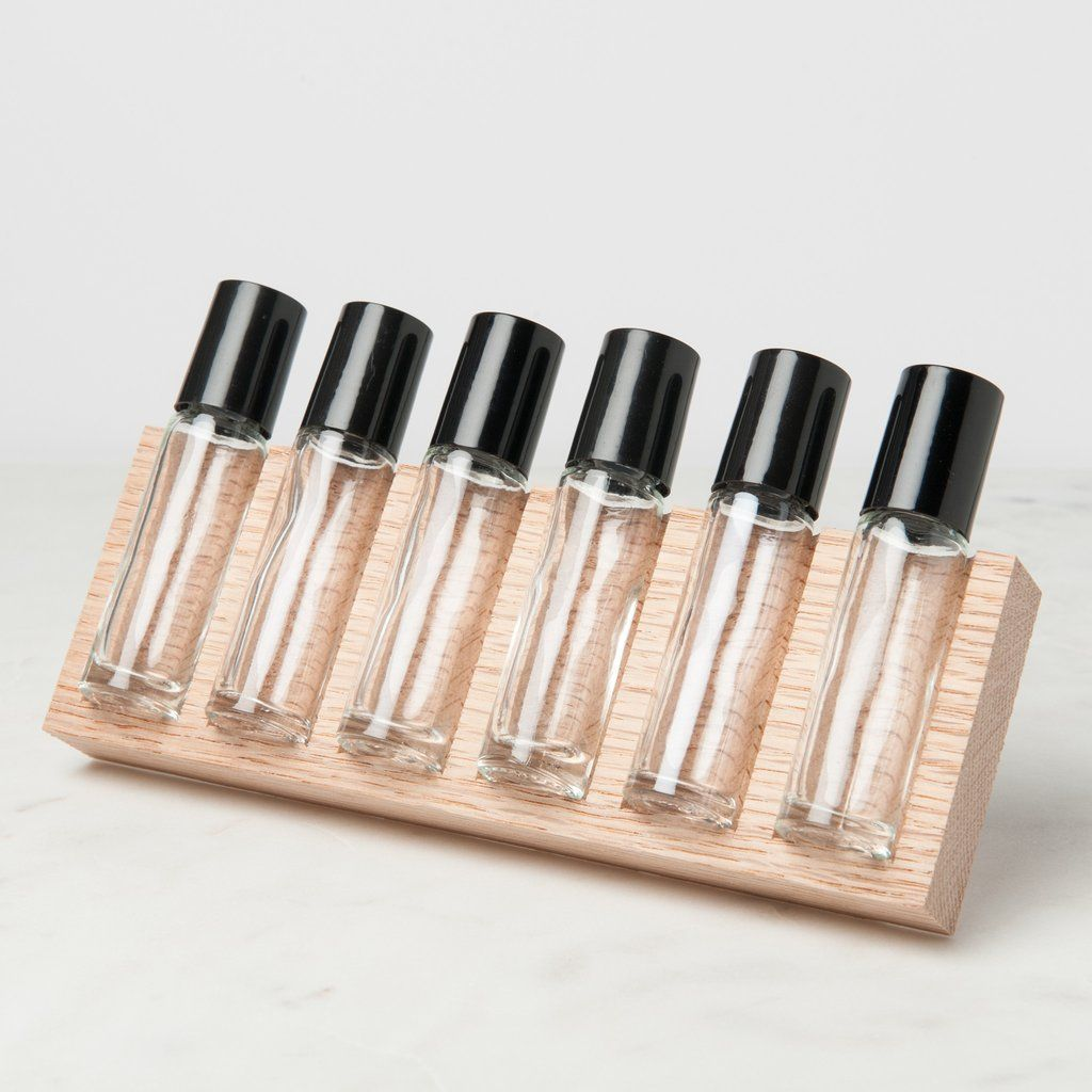 Roller Bottle Display Six 10ml New Shareoils 9 Bottle Display Wooden Display Box Essential Oil Storage