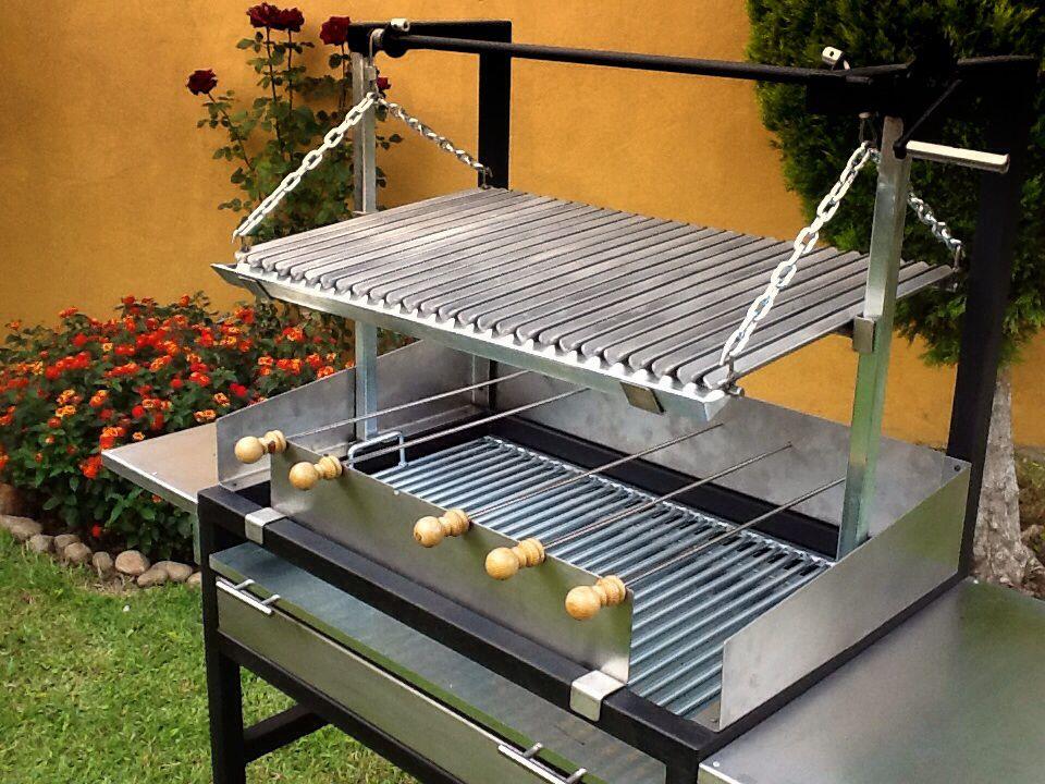 Profesional acero inoxidable bbqs pinterest grills - Barbacoas acero inoxidable ...
