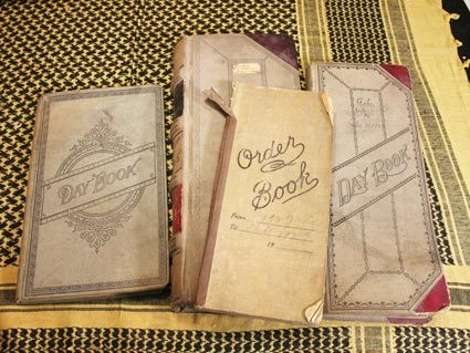 old day books