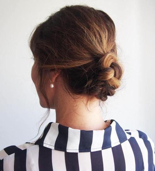 Delicate Prom Hairstyles For 2016 Einfache Frisuren Frisur